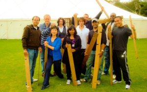 the best Brathay team, in 2009. MBA Class 2011